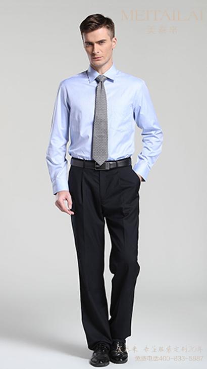 正装衬衫7